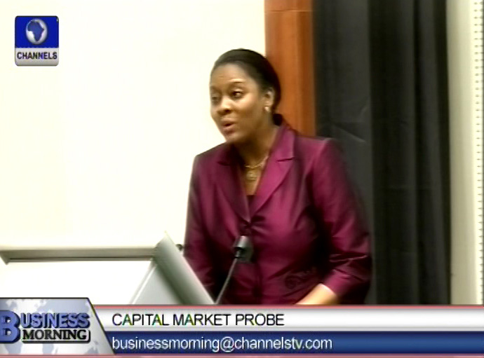 Capital Market Probe: The issues
