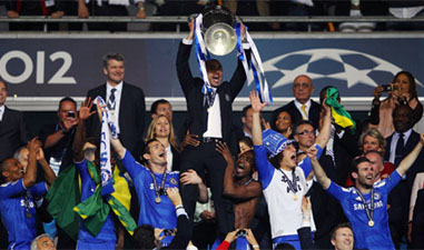 Di Matteo has transformed Chelsea's fortunes – Ron Gourlay
