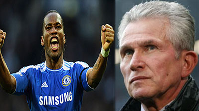 Heynckes wary of Drogba's acting talent on pitch