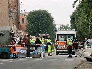 Earthquake kills at least four in Northern Italy