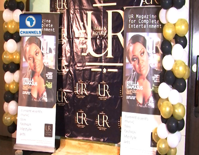 Urban Royal magazine launched in Lagos