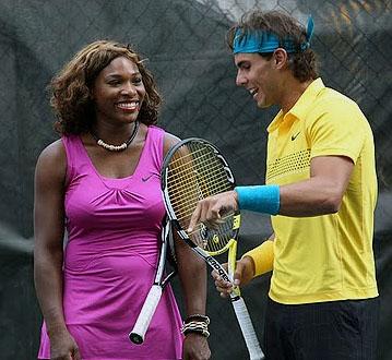Rome Masters: Serena to play Li Na in semis as Nadal ousters Berdych