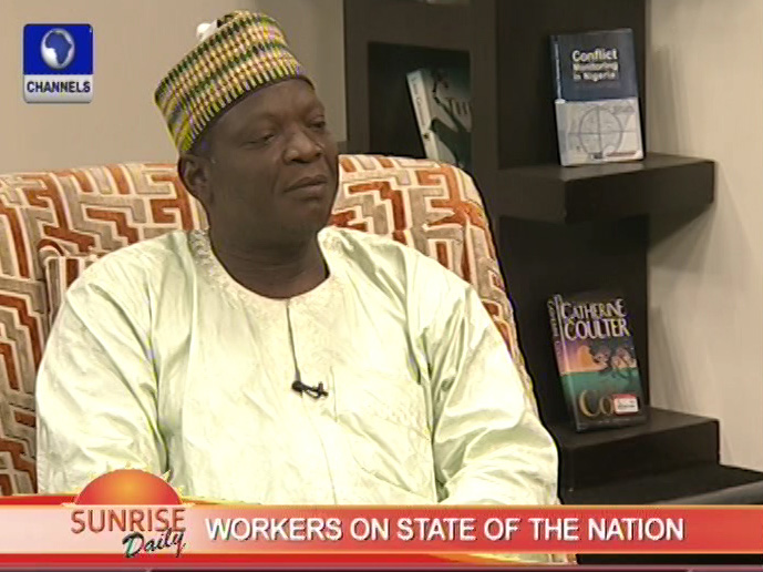 Workers should charge a cause for nat'l development – Abdullahi Ibrahim
