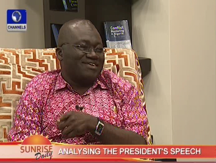 There are still some anti-democratic forces in Nigeria – Aremu Issa