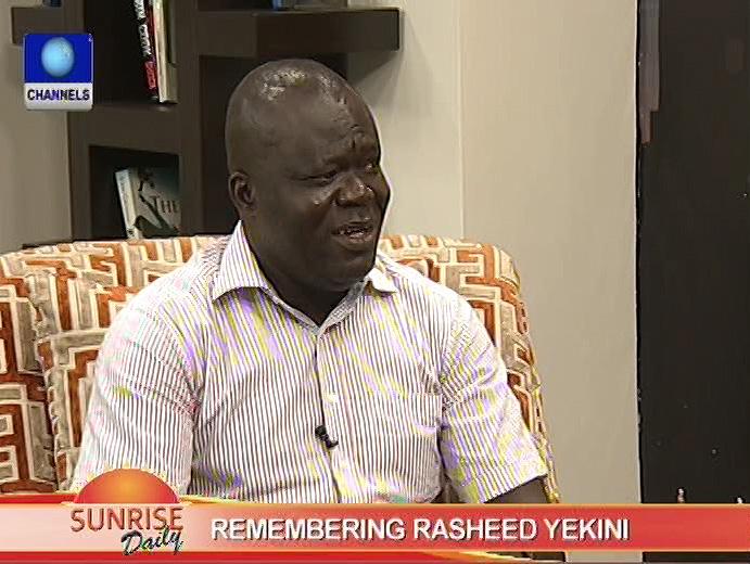 Yekini's Ailment was protracted – Kubenje