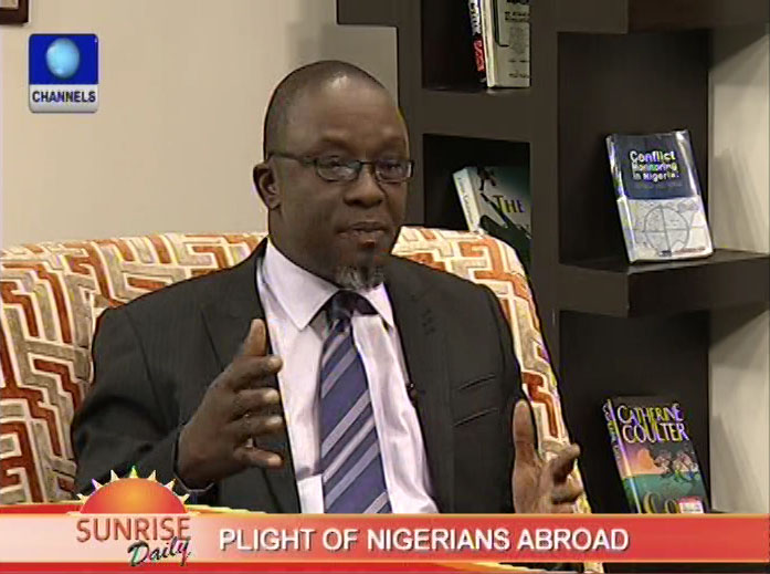Nigerians who commit crime abroad are no lesser citizens – Richard Nwankwo