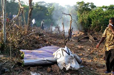 Investigators Blame Pilots, Airline For Bellview, ADC crashes