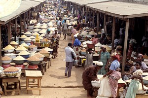anambra state, market relocation, food traders