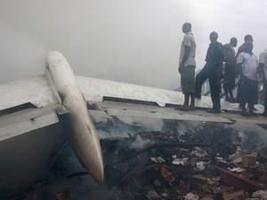 Dana Air Crash Coroner Presents Findings
