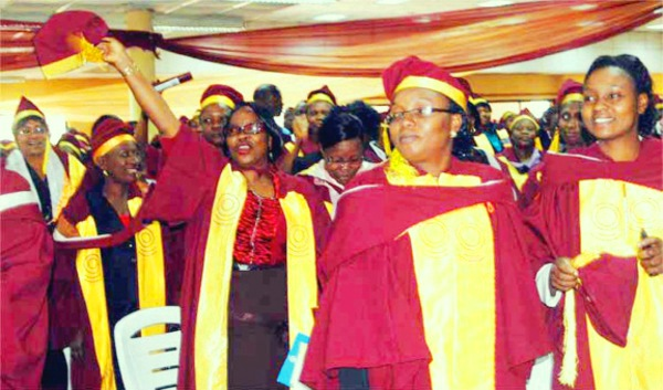 47 first class graduates from Delta state get N269 million scholarship
