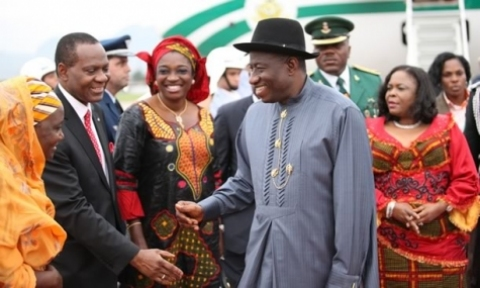 Jonathan can rule from anywhere in the world – Maku