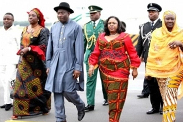 Jonathan to leave for Brussels on Wednesday