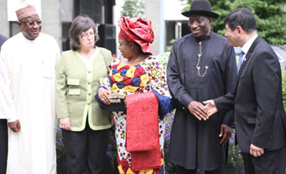 Jonathan urges patience with oil subsidy report