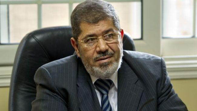 Egypt Court Upholds Life Sentence For Ex-President Morsi