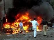 Bomb kills 8, wounds 20 in Pakistan
