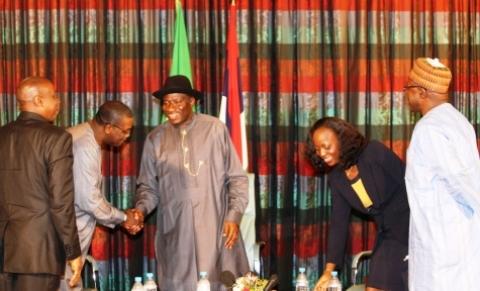 SERAP invokes FOI act to seek Jonathan's assets declaration
