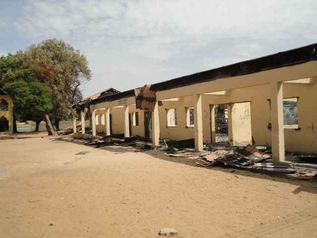 Yobe to re-construct churches and schools destroyed by Boko Haram
