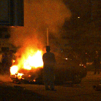 Abuja explosion: Bomb was thrown from a moving vehicle
