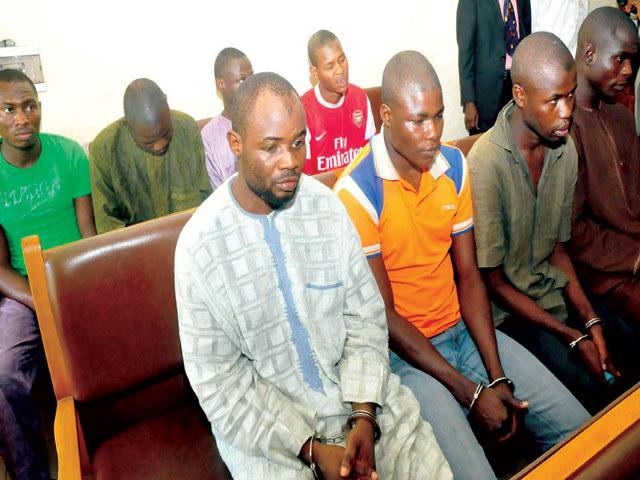 Court threatens to free Boko Haram suspects