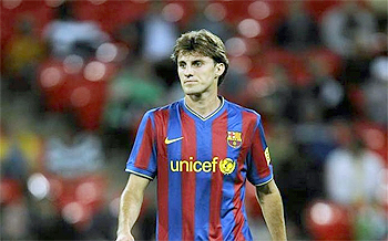 Barcelona terminate Henrique's contract