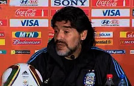 Cristiano Ronaldo, Portugal's only threat – Maradona