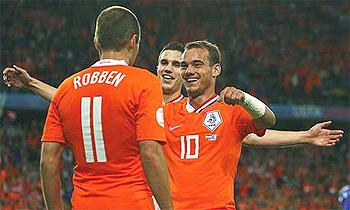 EURO 2012, a make or mar for senior Oranje boys