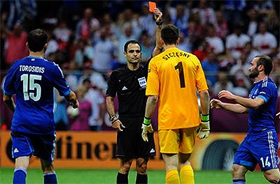EURO 2012 Opener: Poland draws Greece in group A