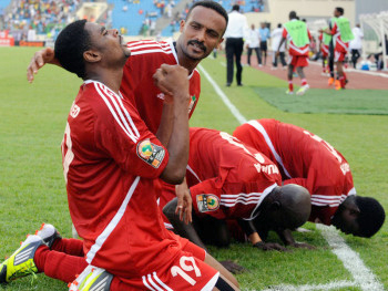 W. Cup Qualifying Games: Sudan and Ghana joint leaders of Group D
