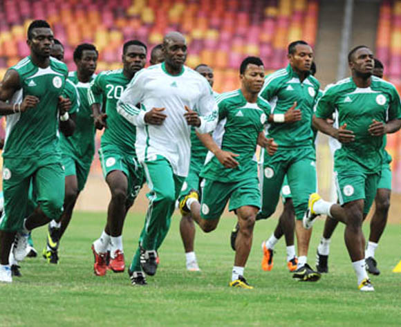 Keshi says Super Eagles need prayer and patience