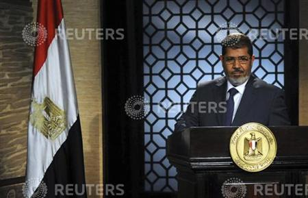 Egypt's new president to take oath before court