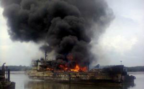 Four killed in Port Harcourt vessel explosion-NEMA
