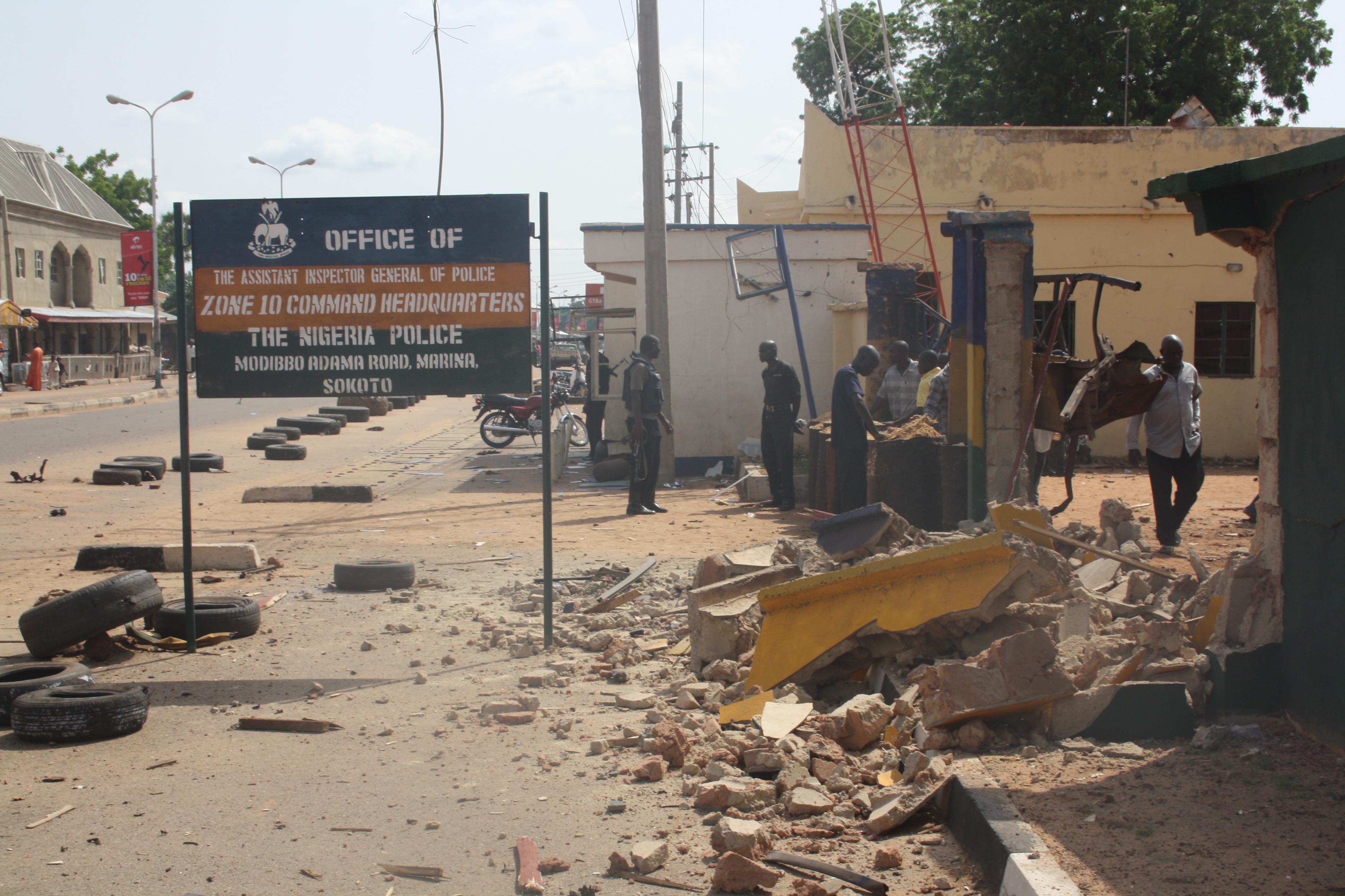 Sokoto, youths