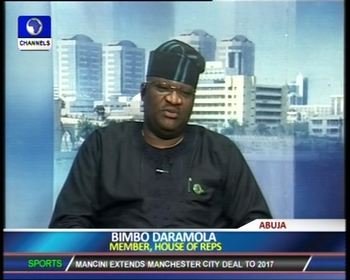 Government is treating insecurity with kid's gloves – Bimbo Daramola