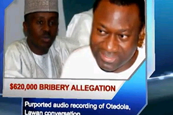 Otedola appeals to court to hear his N250billion suit against Tambuwal and Farouk Lawan