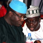 Governor Kayode Fayemi with Governor Umaru Al-Makura