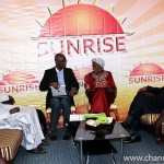 Governors Aliyu Wamakko and Rotimi Amaechi on 'Sunrise'