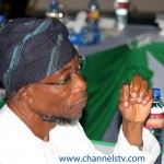 Governor Rauf Aregbesola of the State of Osun
