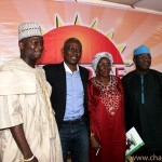 Governors Babatunde Fashola and Kayode Fayemi shortly after 'Sunrise'