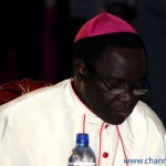 Bishop Matthew Kukah during the retreat