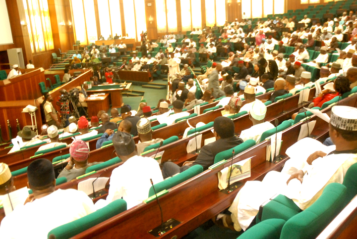 Reps Direct Committee To Produce Report On 2012 Budget Implementation