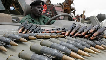 Nigeria produces most of W/Africa's illegal weapons – Army