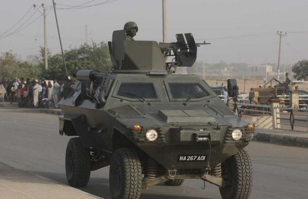 JTF hands over stolen vehicles to owners