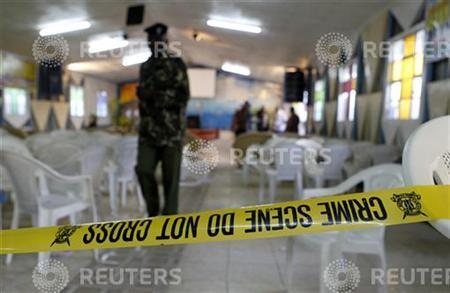 Attacks on Kenyan churches kill 17