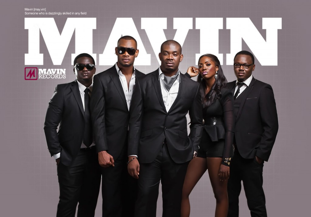 Mavins thrill the audience at Industry Nite