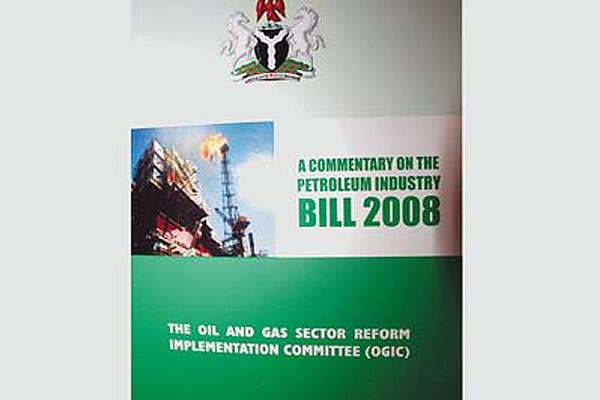 Reps constitute committee to review PIB