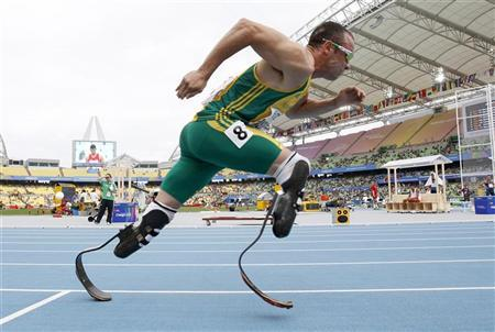 Nike Suspends Contract With Pistorius