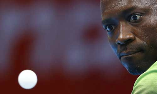 Segun Toriola Relishes Seventh Olympic Games Appearance