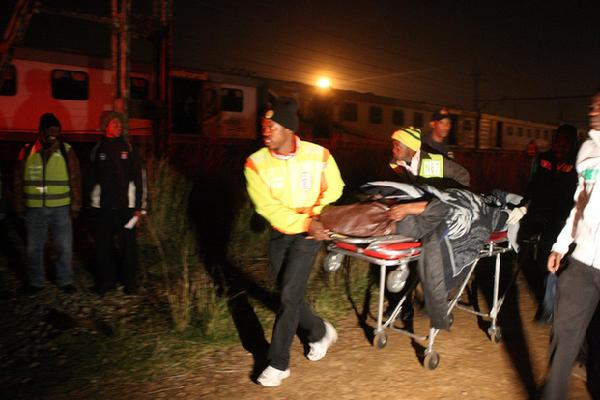 At least 19 dead in South Africa train accident – media