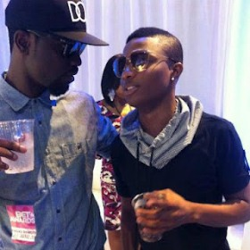 Wizkid wins BET Award with Ghana's Sarkodie