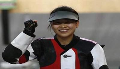 Olympics: China's Yi wins first Gold